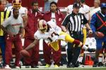 Redskins, Giants Try To Stay Out Of Last Place In Week 13 Matchup