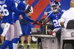 N.Y. Giants News: Hakeem Nicks Available Against Tampa Bay On Sunday?