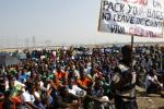 South Africa Vows To Clamp Down On Spreading Labor Unrest