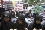 Protests Over Anti-Islamic Movie Spreading In Asia; Indonesia Sees Violence