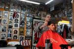 Beatles barber turns shop into tribute to Fab Four