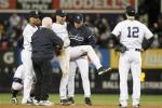 Derek Jeter Fractures Ankle in Yankees Loss