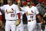 Cardinals Regain Series Lead With Game 3 Win Over Giants