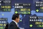 Asian Shares Down, Dollar Up On Federal Reserve Easing Concerns