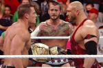 WWE 'RAW' Results: Cena and Ryback Fight For Title, Punk Gets Pinned, Miz To Team Foley