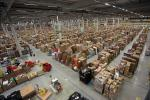 Inside An Amazon Warehouse [PHOTOS]