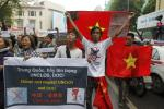 Anti-China Protest In Vietnam