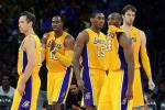Lakers In Good Position To Make Playoffs
