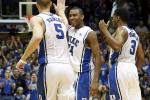 Duke Plays Michigan St. In Battle Of Legendary Coaches
