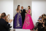 Tag Team Fashion: John Galliano Joins Oscar de la Renta