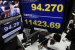 Japan's Currency Drops While Stock Market Pops
