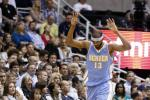 Lin, Harden Meet Gallinari-less Nuggets
