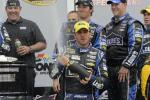 Earnhardt Jr., Keselowski Jostle Atop Standings