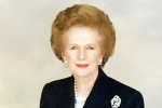 Margaret Thatcher, First Female UK Prime Minister, Dies At 87