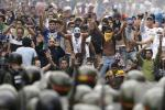 Venezuela's Maduro Accuses US Of Sparking Postelection Violence