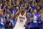 Durant, Thunder Step Up In Wake Of Tornado