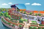 Life-Sized Simpsons Village Coming To Universal Studios