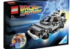 Lego Unveils 'Back To The Future' Time Machine Set