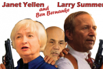 'Lethal Taper 3': Bernanke, Yellen, Summers As Pesci, Gibson, Glover