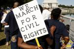 50 Years After March On Washington, Equality For All Is Still A Dream