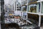 Toronto Canada Eaton Center Mall