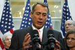 Report: Sensing Global Financial Shockwave, Boehner Sides With Senate Deal