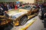 Does It Come In Gold? China's Obsession With Gilded Goods