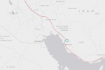 5.6-Magnitude Earthquake Strikes Iran Near Nuclear Power Plant