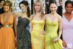 20 Most Memorable Golden Globes Dresses Of The Decade