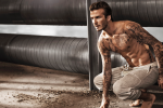 Will David Beckham Do The Full Monty For H&M Super Bowl Ad?
