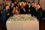 "Ian Somerhalder, Nina Dobrev Celebrate 100th ""TVD"" Episode [PHOTOS]"