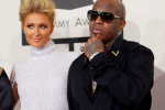 Why Did Paris Hilton and Birdman Go To Grammys 2014 Together? Heiress Sports 'Side-Butt' Craze On Red Carpet [PHOTO]