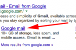 Google Fixes Gmail Glitch