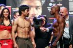 Mayweather Adviser Weighs in On Pacquiao-Bradley