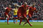 Liverpool Stun Arsenal In Opening Blitz