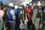 600 Syrians Evacuated From Homs