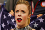 Ashley Wagner's 'Not Impressed' Reaction Goes Viral