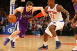 Fredette Silences Trade Rumors With Career Game