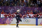 USA Faces Czech Republic In Men's Hockey Quarterfinals