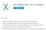 Mac OSX 10.9.2 Mavericks Update Released: SSL 'Gotofail' Bug Patched, FaceTime Audio And iMessage Blocking Added