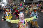 2014 Mardi Gras New Orleans In Pictures