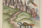 'Rocket Cats' In The 16th Century? Illustrations Show Animals Strapped To 'Jet Of Fire'