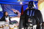 Ukraine's Darth Vader Zapped By Election Board