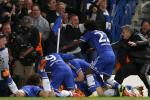 Dramatic Ba Strike Sends Chelsea Through