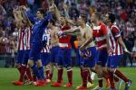 Superb Atletico Oust Barca To Reach Semis