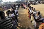 Voters in Agartala, Tripura