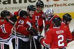Blackhawks Look To Close Out Series With Wild