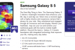 Samsung Galaxy S5 Now At Metro PCS