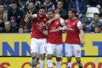 Ramsey And Podolski Star In Gunners Win
