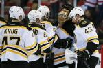 Bruins, Sharks Favored Cup Matchup